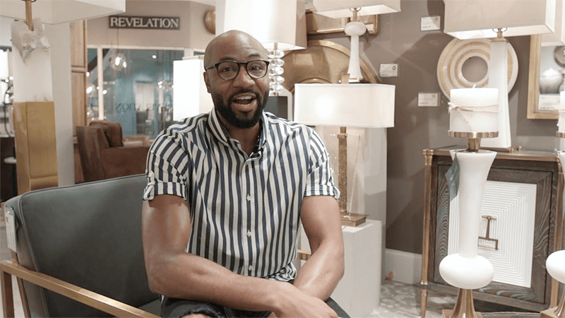 Shopping AmericasMart with Justin Williams